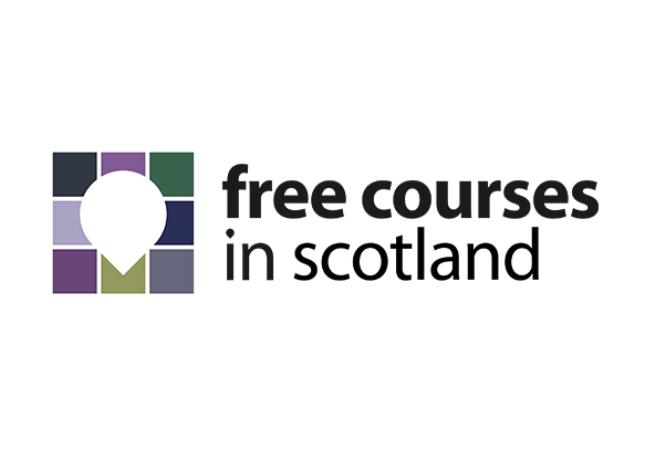 free courses in scotland logo
